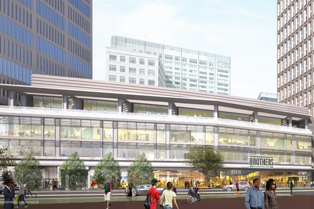 MIT's One Broadway Building to be the future home of Brothers Marketplace.